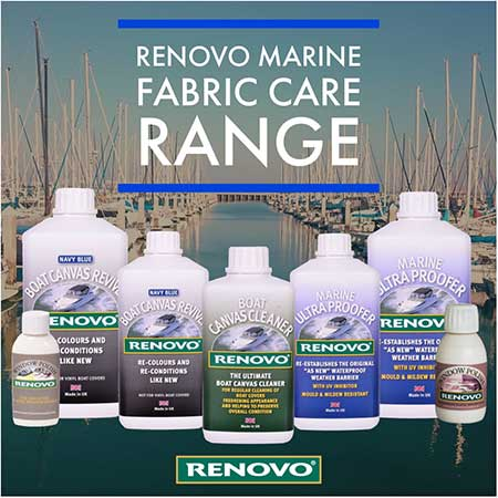Renovo Soft Top Cleaner Range